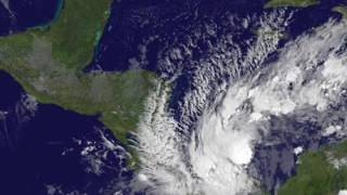 Download NASA Animation Shows Hurricane Otto Over 5 Days Video