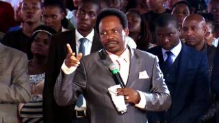 Download DRUNK WITH ANOINTING - APOSTLE J.B. MAKANANISA Video