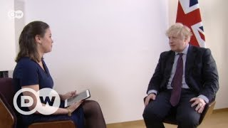 Download Boris Johnson: Russia's position in Skripal case is increasingly bizarre | DW English Video