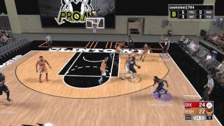 Download Experimenting With Disaster - NBA 2K17 Pro Am Gameplay Video