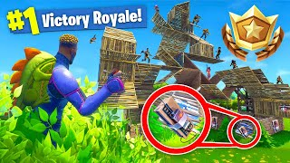 Download TROLLING In *COMPETITIVE* Fortnite Battle Royale! Video