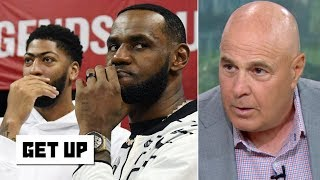 Download The Lakers are in trouble if LeBron doesn't allow Frank Vogel to coach him – Seth Greenberg | Get Up Video