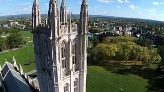 Download Trinity College from Above (Aerial Tour) Video