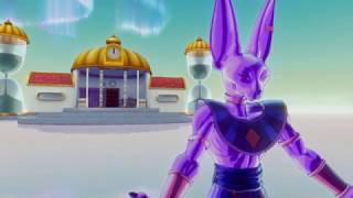 Download Beerus 100% Full Power transformation Dragonball Xenoverse 2 MOD Video