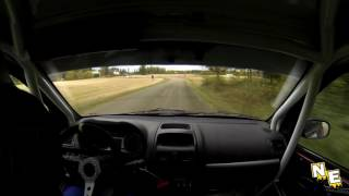 Download Laihian OP SM-Rallisprint 2016 | In-Car | Nico Valkonen Video