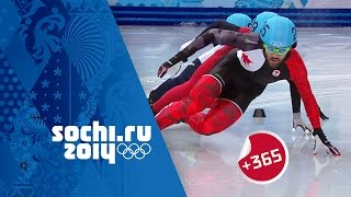 Download Hamelin Gold - Men's Short Track Speed Skating 1500m Full Final | #Sochi365 Video