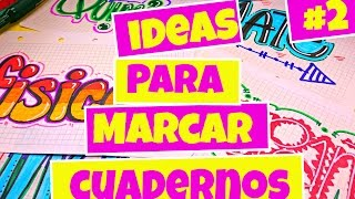 Download Como marcar cuadernos 💎 Sarish Video