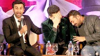 Download Ranbir Kapoor Cracks GAY Jokes On Karan Johar Video
