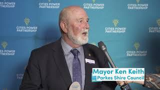 Download Mayor Ken Keith   CPP Ambassador Award   Cities Power Partnership \\ Climate Council Video