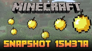 Download The Jnx testar Minecraft 1.9 - Snapshot 15W37c - Ny biome och goda äpplen Video