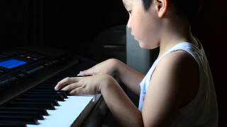 Download movie intro piano by my 5 year old Video