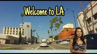 Download Dash Cam Cruisin' Around LA - PAPAGO GoSafe 520 Review Video