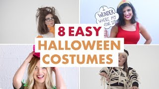 Download 8 Easy and Budget-Friendly Halloween Costumes - HGTV Handmade Video