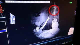 Download I recorded myself sleeping at my haunted house & caught this on camera.. (REAL GHOST ACTIVITY) Video