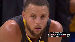 Download Golden State Warriors vs Houston Rockets - Game 4 Crazy Ending Western Conference Finals 2018 Video