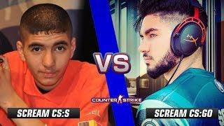 Download ScreaM CS:S vs ScreaM CS:GO Video