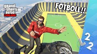 Download GTA ONLINE - TESTAR FOTBOLL! (raketbilar) Video