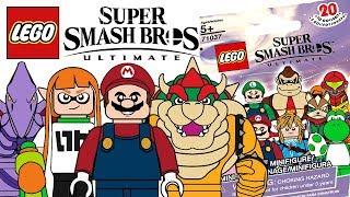 Download LEGO Super Smash Bros. Minifigures - CMF Draft! Video