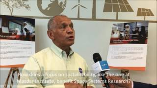 Download Interview with NASA Administrator Charles F. Bolden Jr., at Masdar Institute Video