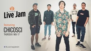 Download Rappler Live Jam: Chicosci Video