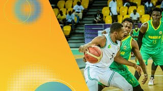 Download Forces Armées Police v Manga BB - Full Game - Basketball Africa League Qualifying Tournaments 2019 Video