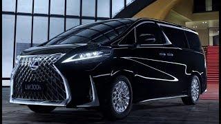Download 2020 Lexus LM – Ultra Luxurious Minivan Video
