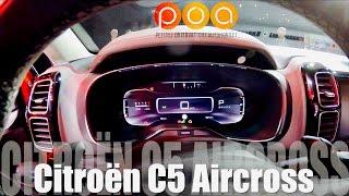 Download Citroën C5 Aircross 2018 : le tour du propriétaire - Salon de Shanghai 2017 1/4 Video