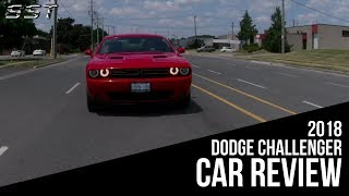 Download 2018 Dodge Challenger GT V6 Review | SST Car Show Video