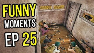 Download PUBG: Funny Moments Ep. 25 Video