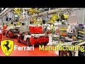 Download Ferrari Factory - Assembly line supercars (Production process) Video
