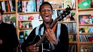 Download Leon Bridges: NPR Music Tiny Desk Concert Video