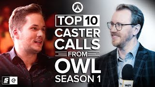 Download Top 10 Caster Calls from OWL Season 1 Video