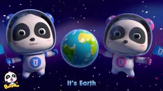 Download Baby Panda Space Guardians | Astronaut & Space | Kids Songs collection | BabyBus Video