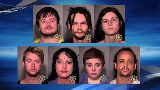 Download Seven Antifa Fascists Arrested At Patriot Prayer Rally In Portland Full HD Video