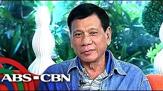 Download Duterte: There's a rebellion in my backyard Video