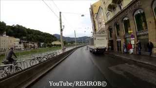 Download Driving Getreidegasse Salzburg, Austria Video