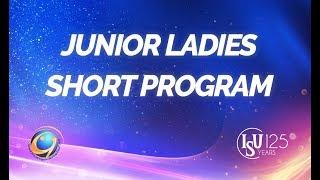 Download ISU JGP Final Ladies Short Program Nagoya 2017 Video