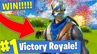 Download *VICTORY* I WON A 3VS1 CLUTCH IN FORTNITE BATTLE ROYALE (2ND WIN) Video