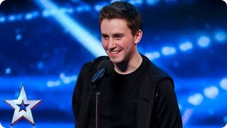 Download David Geaney taps up a storm on the BGT stage   Auditions Week 7   Britain's Got Talent 2017 Video