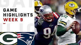 Download Packers vs. Patriots Week 9 Highlights | NFL 2018 Video