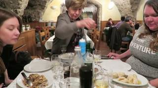 Download ITALIAN FOOD TASTE TEST - MEAT, MEAT AND PASTA Video