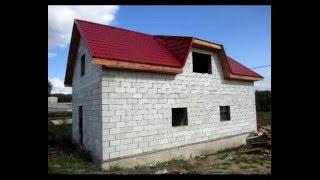 Download Строительство гаража с жилой мансардой Video