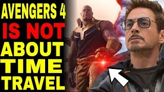Download Avengers 4 Is NOT A Time Travel Movie Video