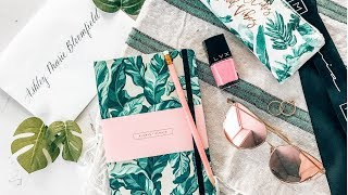 Download Lifestyle Subscription Box Unboxing   LOVEMYMIA   Ashley Bloomfield Video