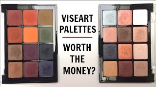 Download VISEART Eye Palettes... Worth the Money? Video