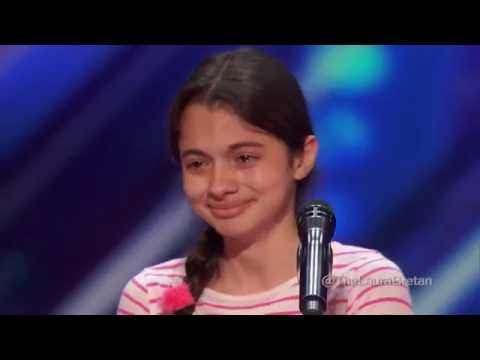 LAURA BRETAN:  13 Year Old Opera Singer  America's Got Talent 2016 Auditions (@LAURABRETAN)