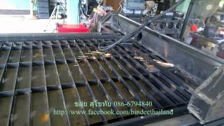 Download My Homemade 4x8 CNC Plasma Cutter First Cuts Video