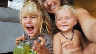 Download What my VEGAN KIDS and I Ate Today Video