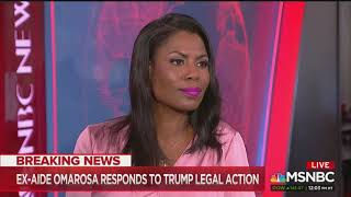 Download Omarosa claims Trump knew about hacked emails that were published by WikiLeaks Video