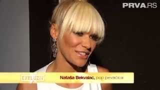 Download Natasa Bekvalac - Exkluziv (PRVA TV, 27.06.2014.) Video